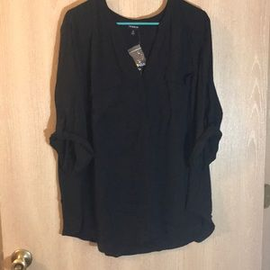 Brand New Harper Pull Over Blouse